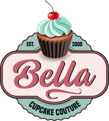 Bella Cupcake Couture Logo