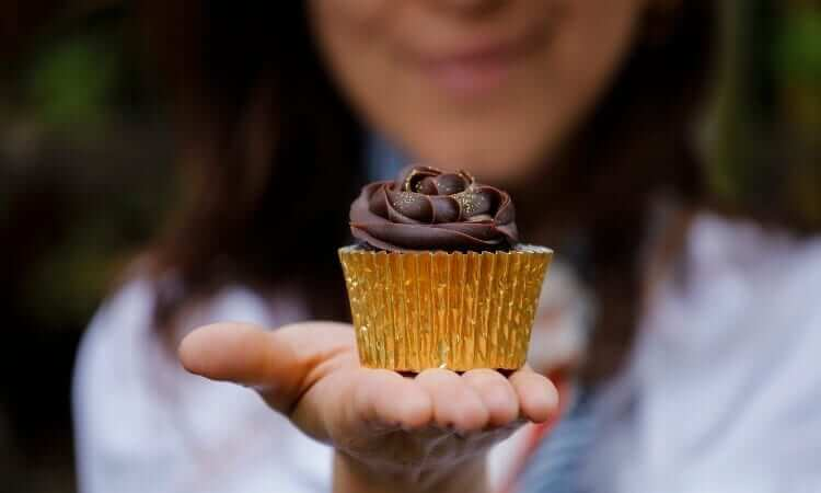 Can You Bake Cupcakes In Paper Cups Without A Pan?