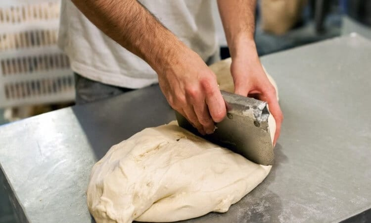 How To Use A Dough Cutter Baking Basics